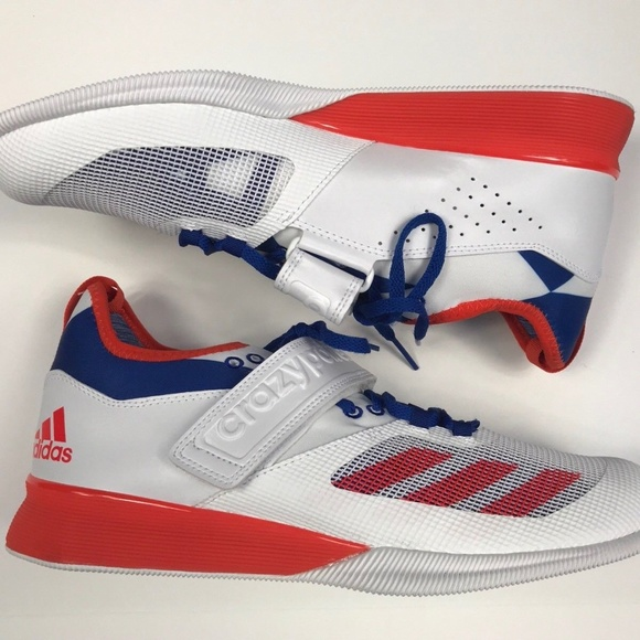 fd3aa715ae48 adidas Other - Adidas Crazy Power Trainer Weightlifting Shoes